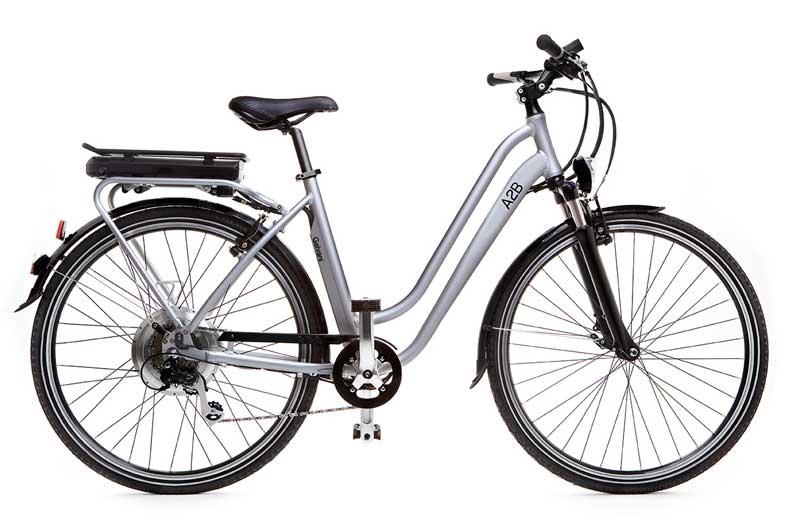 Bicicleta electrica Emotion A2B Galvani - dama