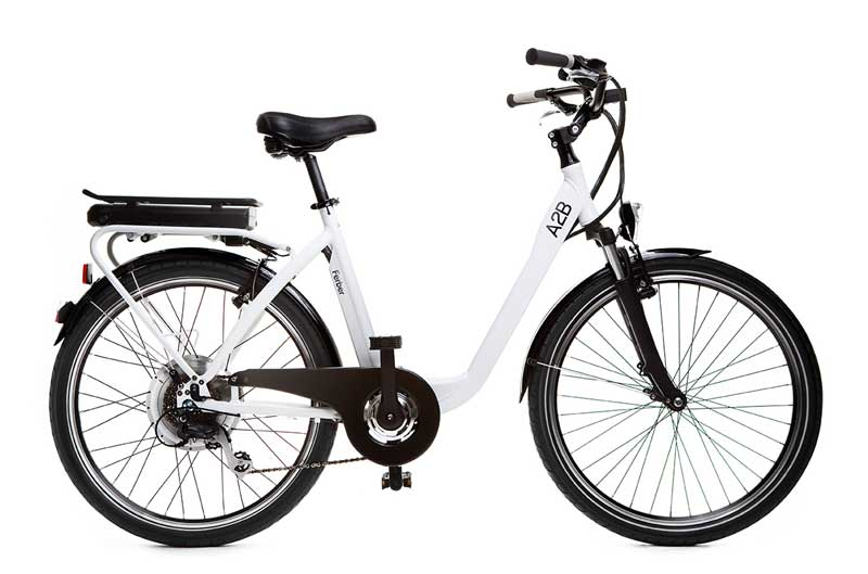 Bicicleta electrica Emotion A2B Ferber
