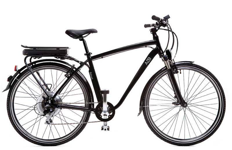 Bicicleta electrica Emotion A2B Galvani