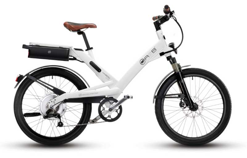 Bicicleta electrica Emotion A2B Hybrid 24
