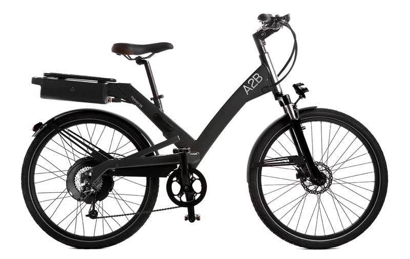 Bicicleta electrica Emotion A2B Hybrid 26