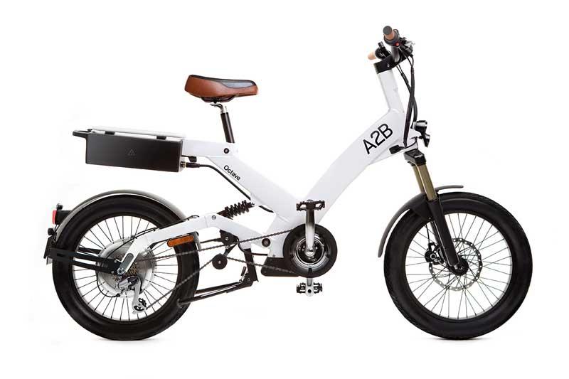 Bicicleta electrica Emotion A2B Octave