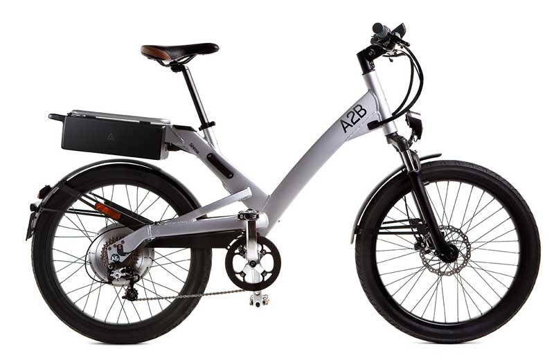 Bicicleta electrica Emotion A2B Shima