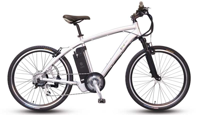 Bicicleta electrica MTB Emotion F4W Peak