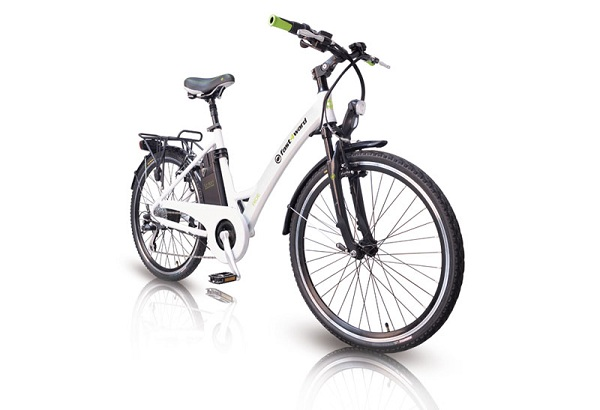 Bicicleta electrica MTB de dama Emotion F4W Ride