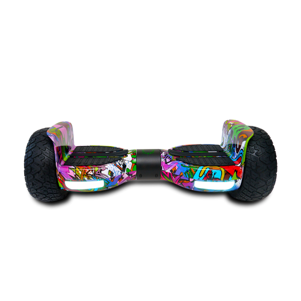 Hoverboard Evolio X-Board H – rosu mix