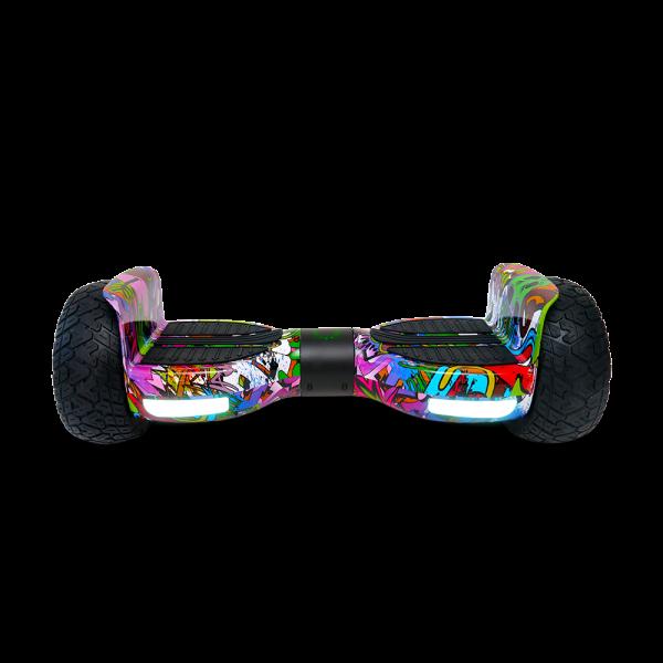 Hoverboard Evolio X-Board H – rosu mix