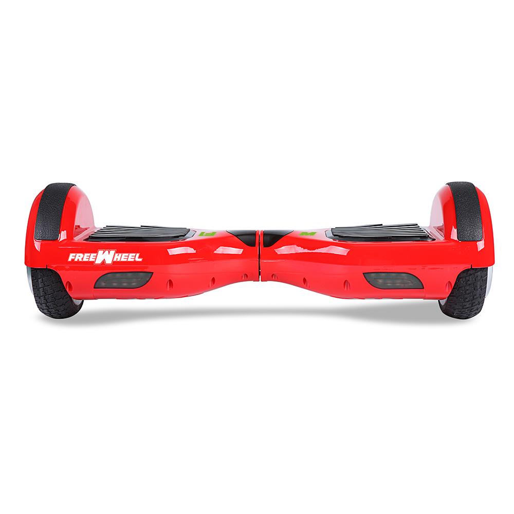 Scooter electric FreeWheel F1 - rosu
