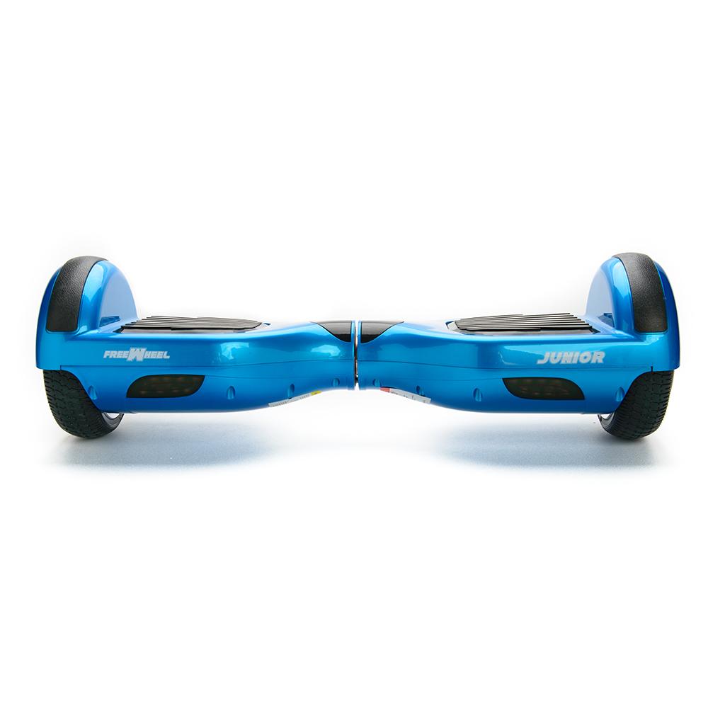 Scooter electric FreeWheel Junior - albastru