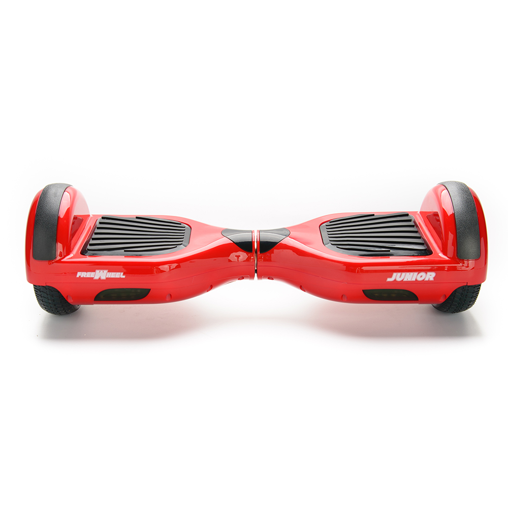 Scooter electric FreeWheel Junior - rosu