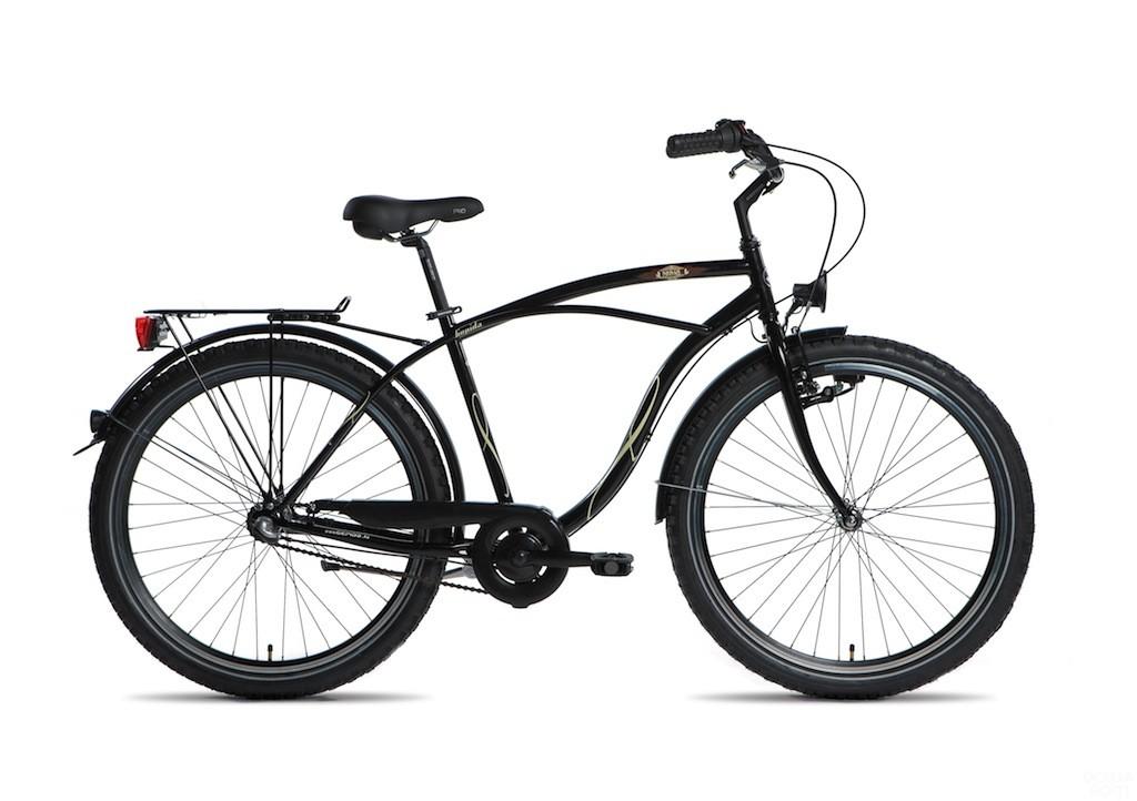 Bicicleta Cruiser Gepida Nedao