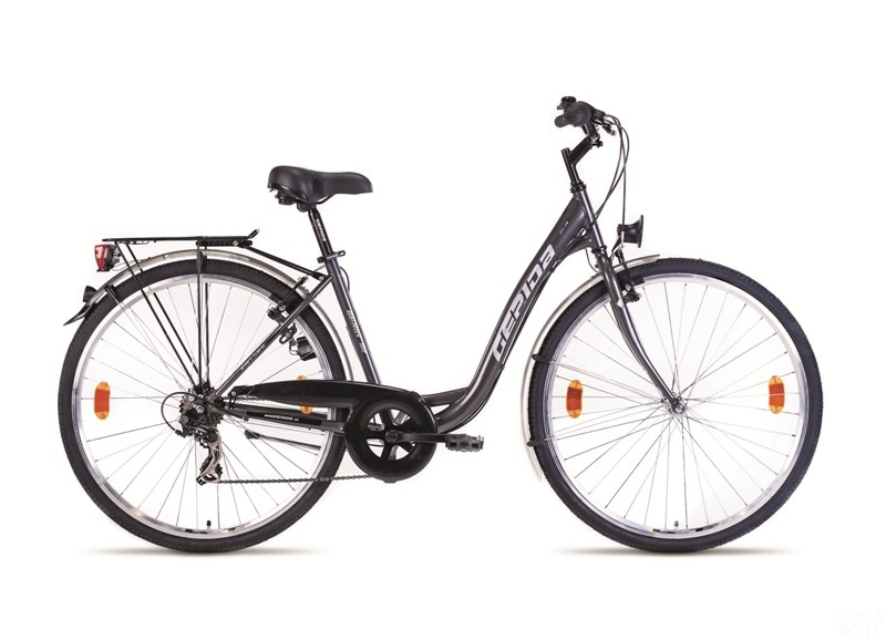 Bicicleta de dama Gepida Berig