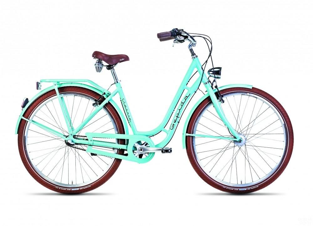 Bicicleta de dama Gepida Classic 2015