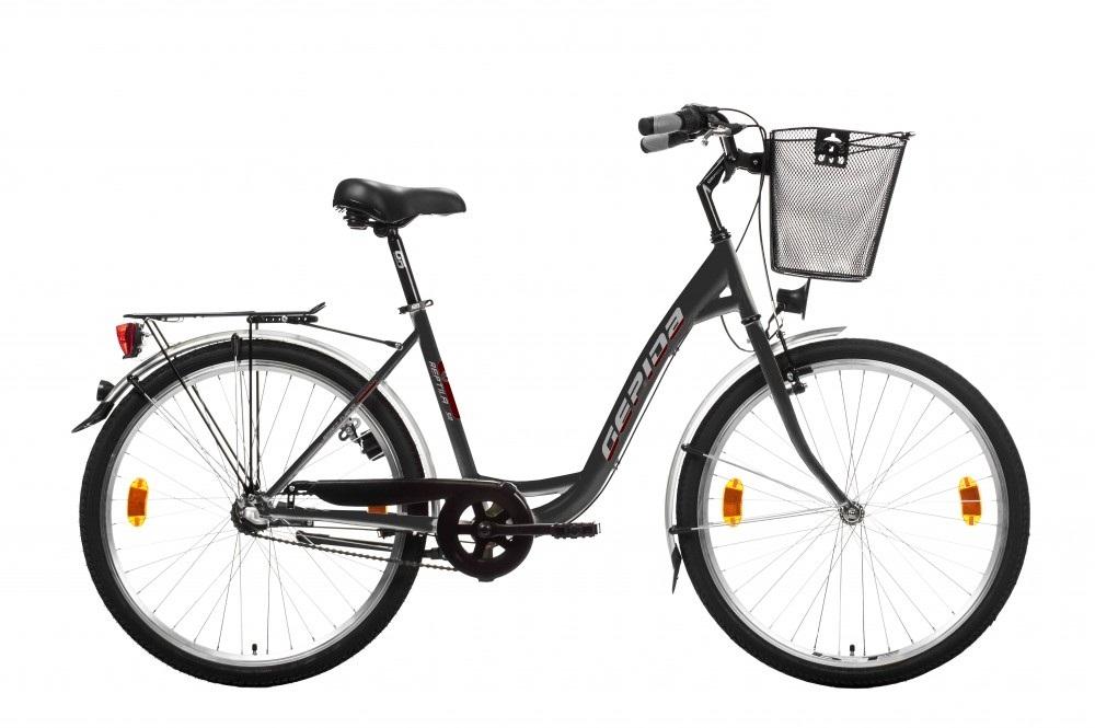 Bicicleta de dama Gepida Reptila 50