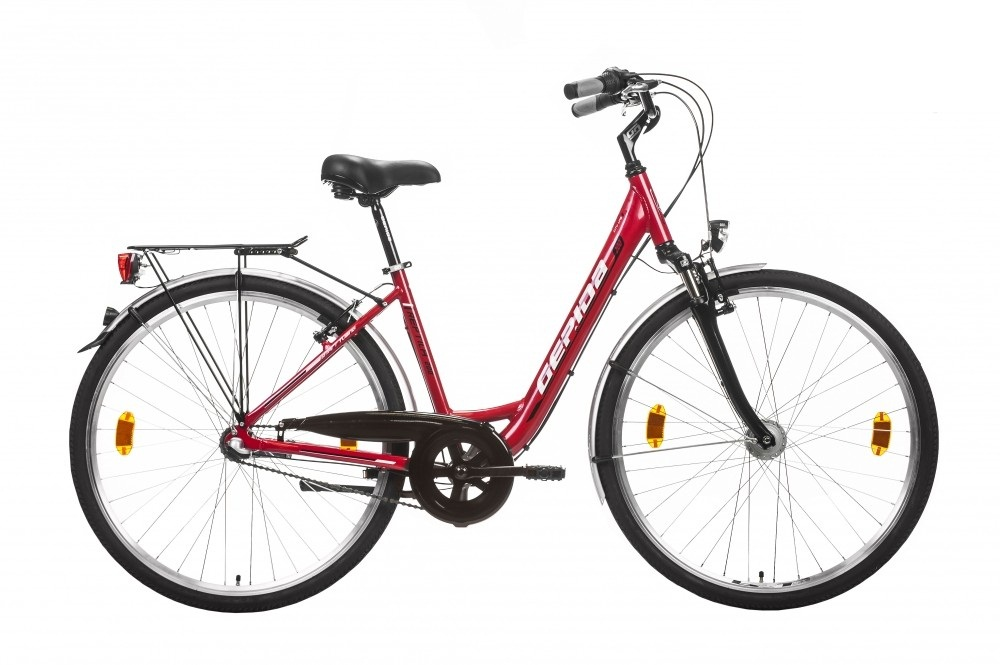 Bicicleta de oras Gepida Reptila 200 City