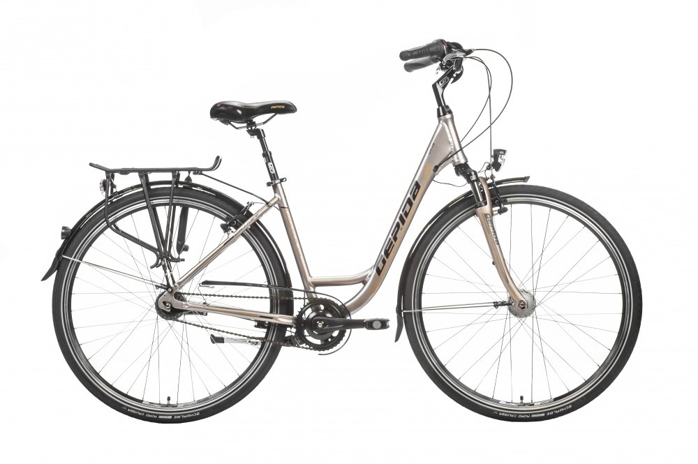 Bicicleta de oras Gepida Reptila 300 City