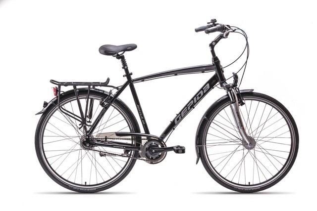 Bicicleta de oras Gepida Reptila 500 - 2014