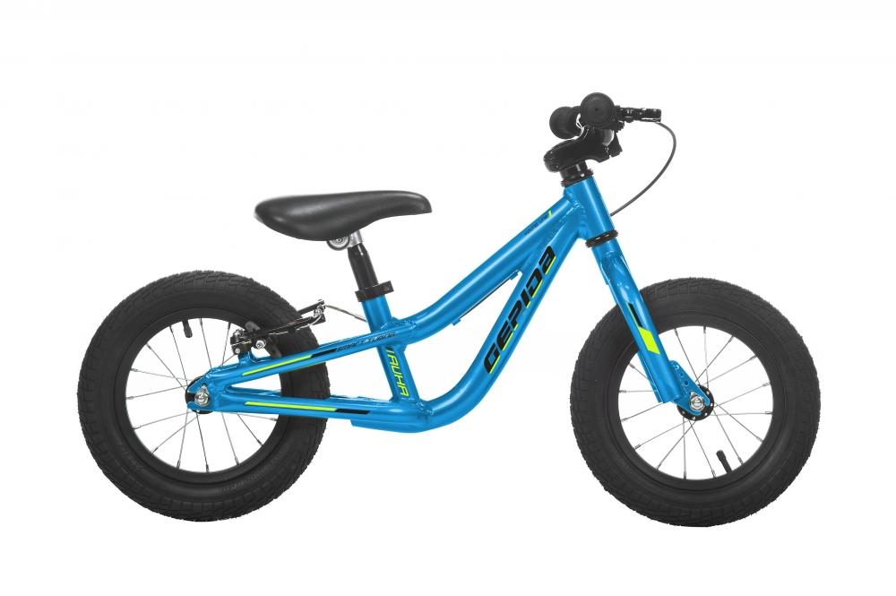 Bicicleta de copii Gepida Auha - albastru
