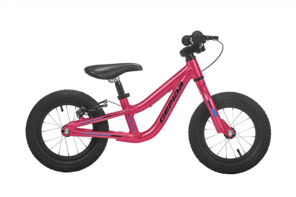 Bicicleta de copii Gepida Auha - roz