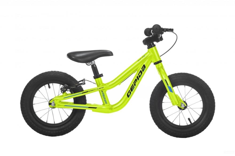Bicicleta de copii Gepida Auha - verde