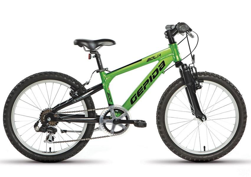 Bicicleta junior Gepida Bolia
