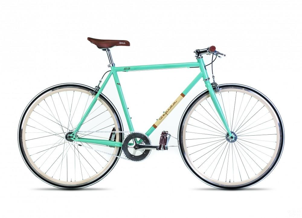 Bicicleta retro Gepida S3 - 2015