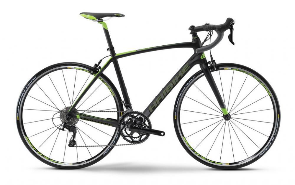 Bicicleta Cursiera Haibike Challenge SL