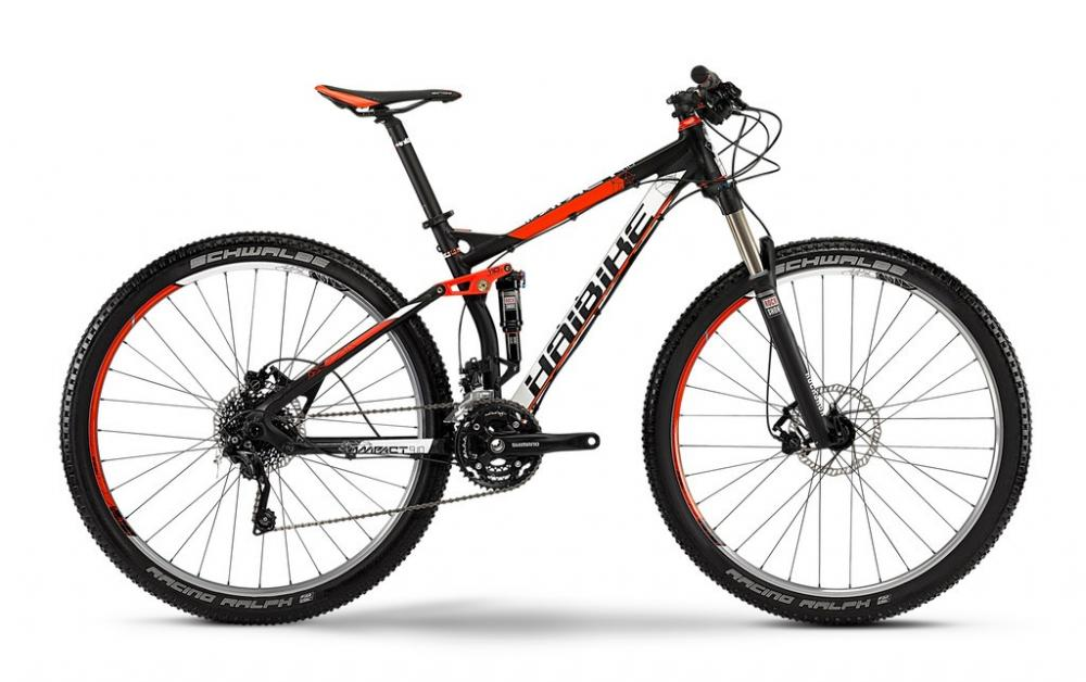 Bicicleta MTB Full Suspension Haibike Impact 9.10