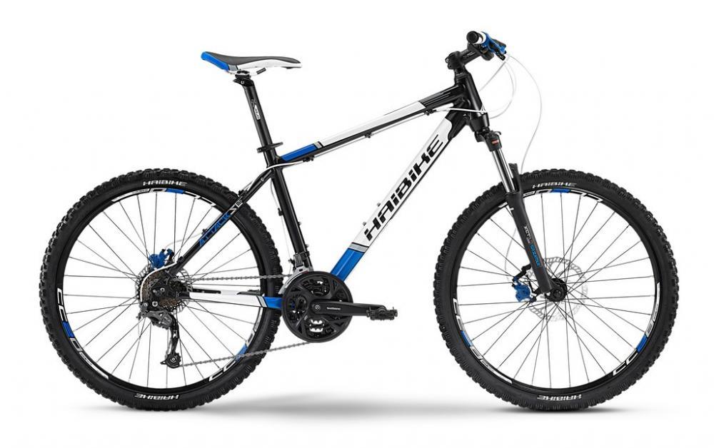 Bicicleta MTB Hardtail Haibike Attack SL 26