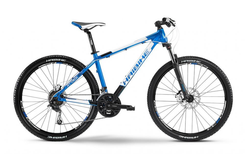 Bicicleta MTB Hardtail Haibike Attack SL 27.5