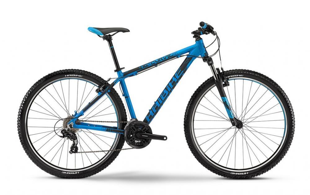 Bicicleta MTB Hardtail Haibike Big Curve 9.10