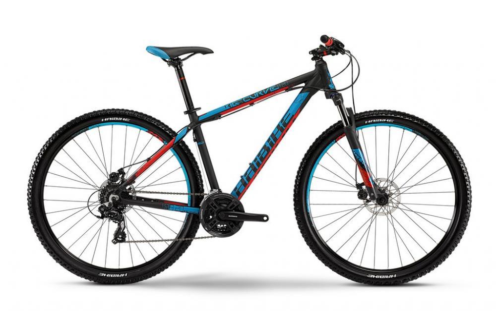 Bicicleta MTB Hardtail Haibike Big Curve 9.20
