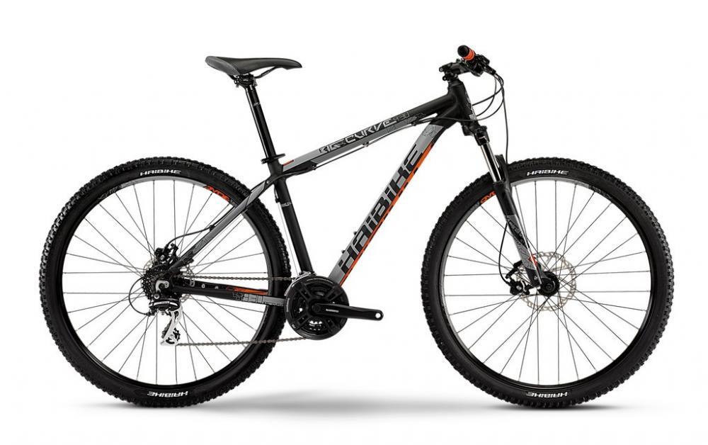 Bicicleta MTB Hardtail Haibike Big Curve 9.30