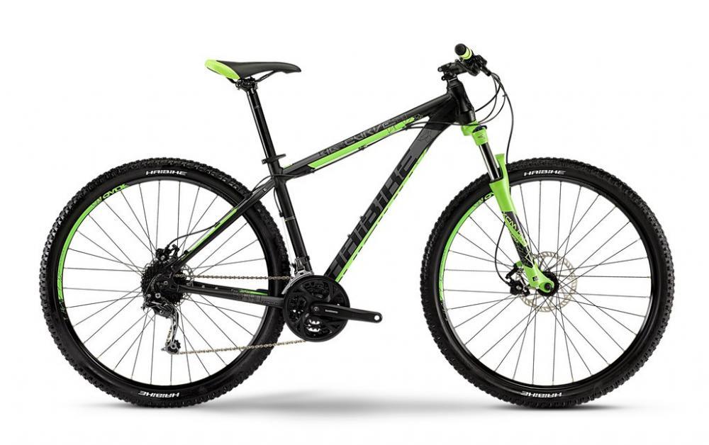 Bicicleta MTB Hardtail Haibike Big Curve 9.40