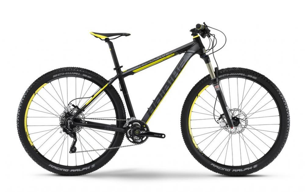 Bicicleta MTB Hardtail Haibike Big Curve 9.70