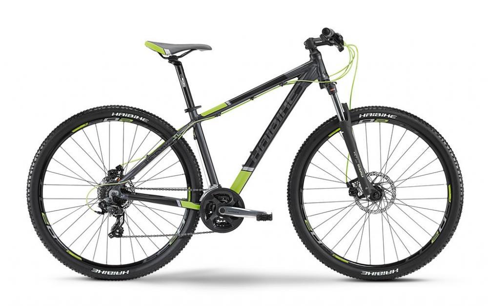 Bicicleta MTB Hardtail Haibike Big Curve SL 29