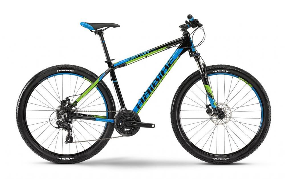 Bicicleta MTB Hardtail Haibike Edition 7.20
