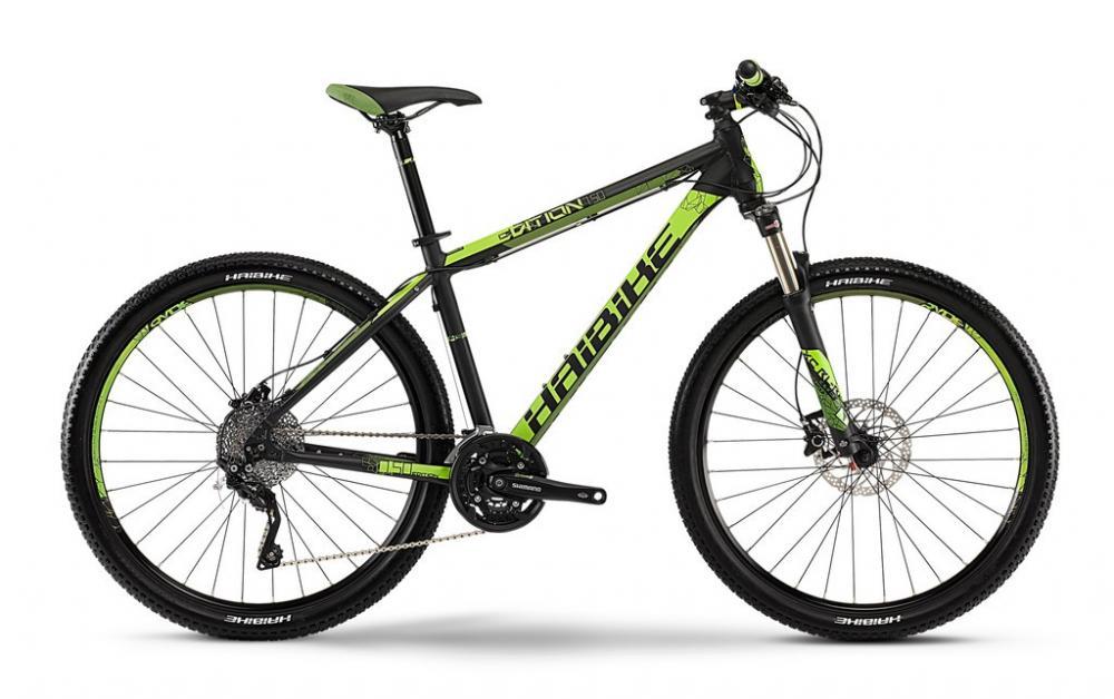 Bicicleta MTB Hardtail Haibike Edition 7.50