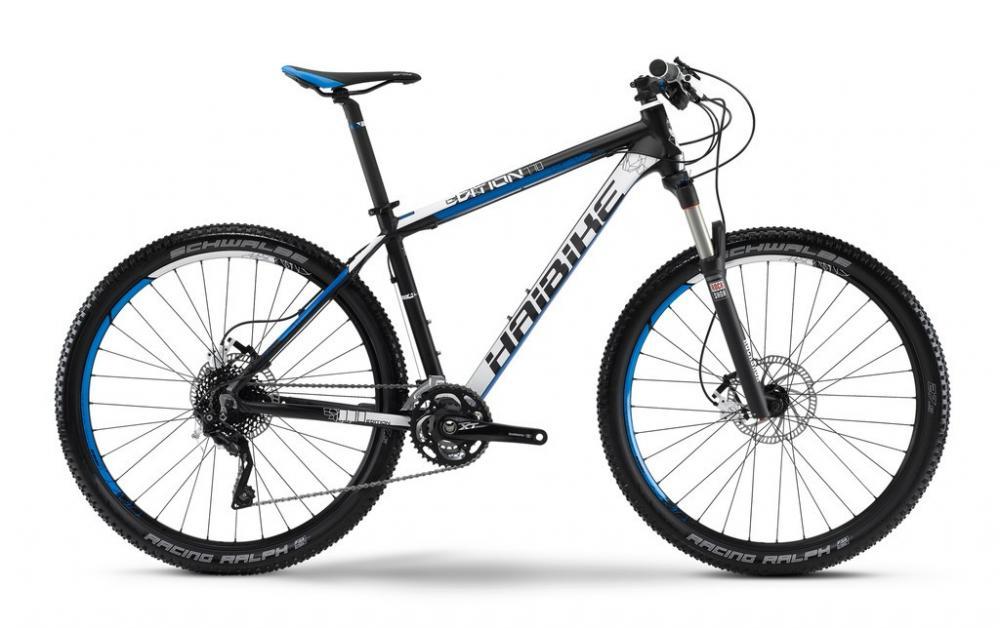 Bicicleta MTB Hardtail Haibike Edition 7.70