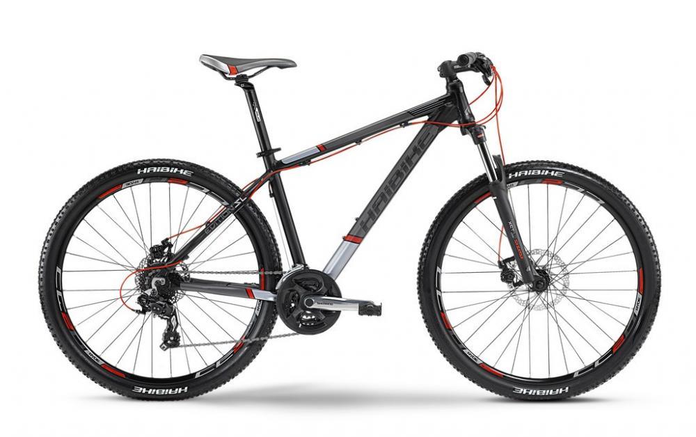 Bicicleta MTB Hardtail Haibike Edition SL 27.5
