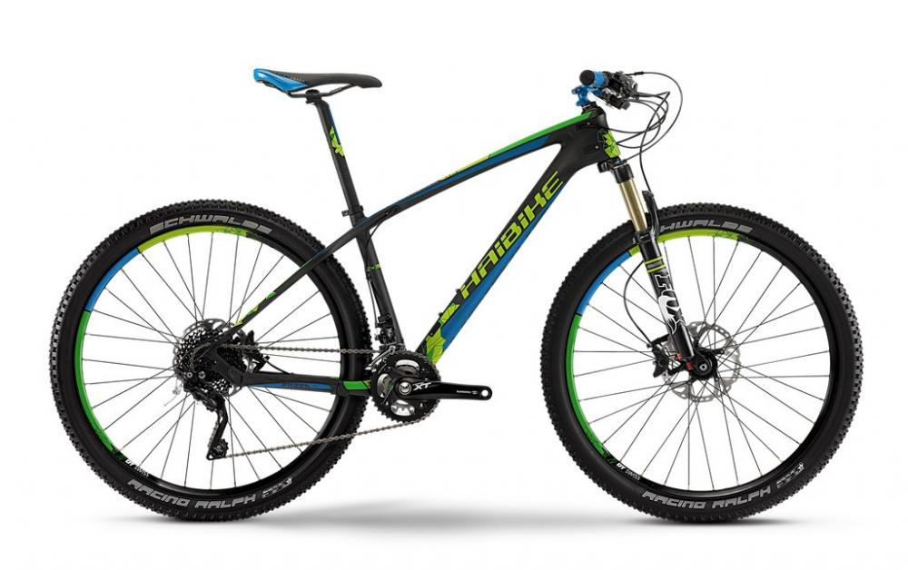 Bicicleta MTB Hardtail Haibike Freed 7.15