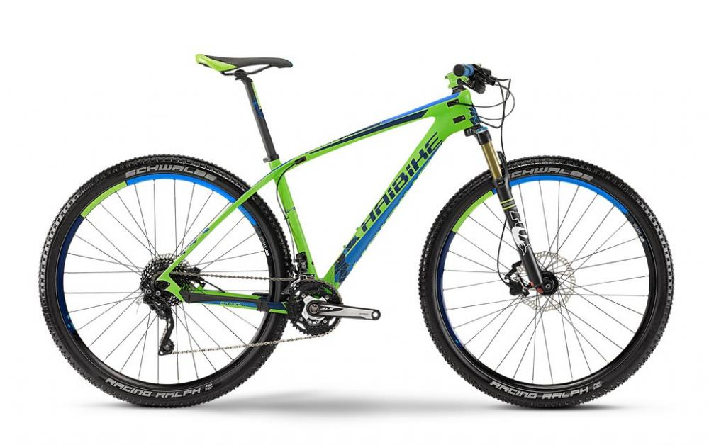 Bicicleta MTB Hardtail Haibike Greed 9.10