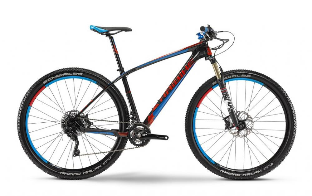 Bicicleta MTB Hardtail Haibike Greed 9.15
