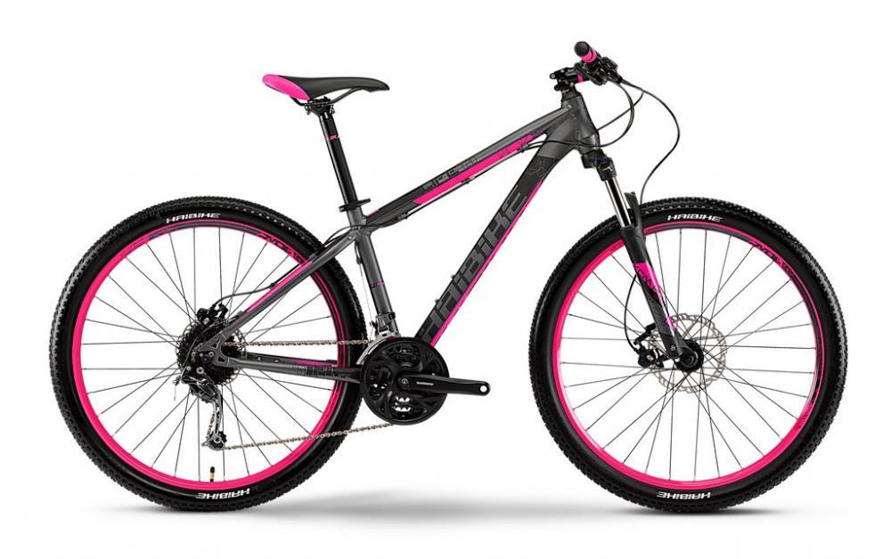Bicicleta MTB Hardtail Haibike Life 7.20 Dama