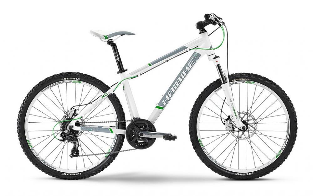 Bicicleta MTB Hardtail Haibike Life RC 26