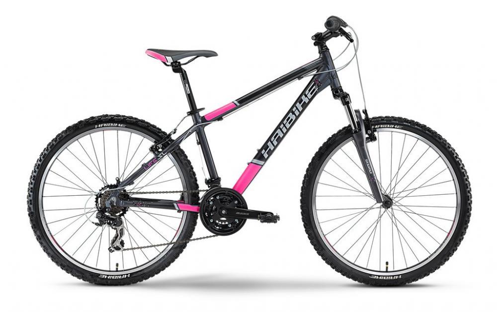 Bicicleta MTB Hardtail Haibike Life SL 26 Dama
