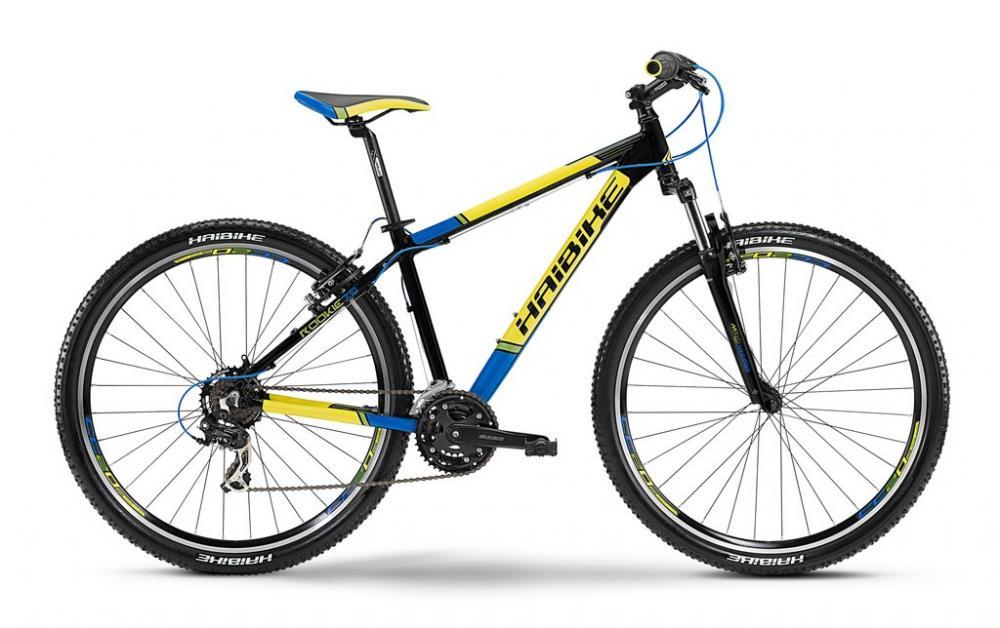 Bicicleta MTB Hardtail Haibike Rookie 29