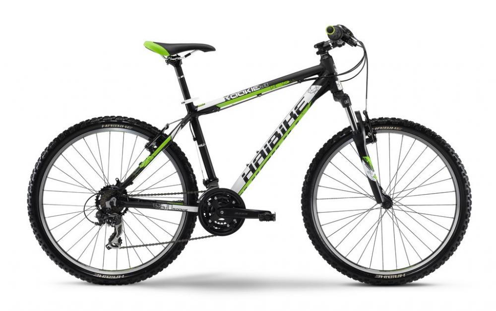 Bicicleta MTB Hardtail Haibike Rookie 6.10