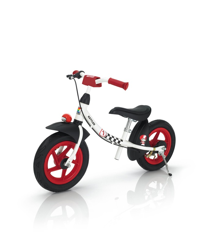 Bicicleta fara pedale Kettler Sprint Air Racing