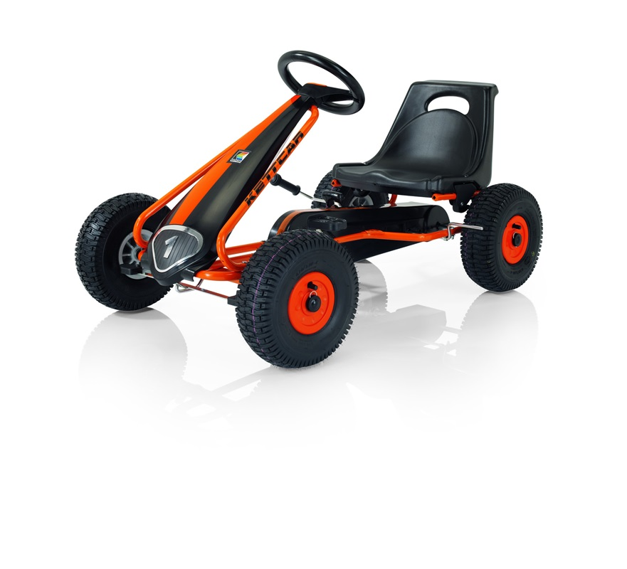 Cart Kettler Suzuka Air Orange